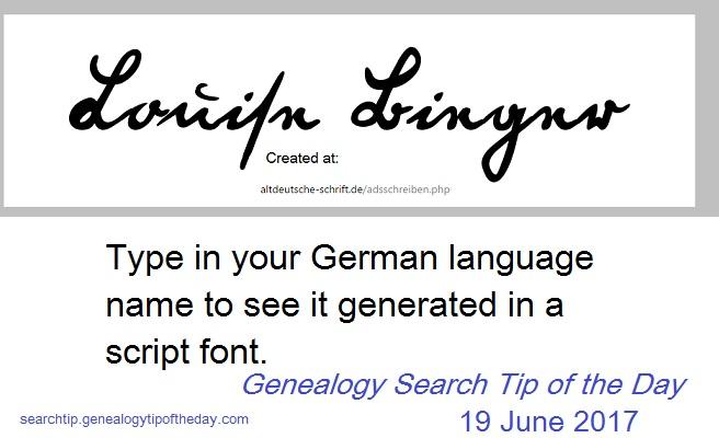 german-script