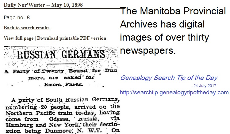manitoba-newspapers