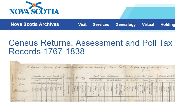 birth records nova scotia 1981