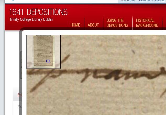 irish-deposition